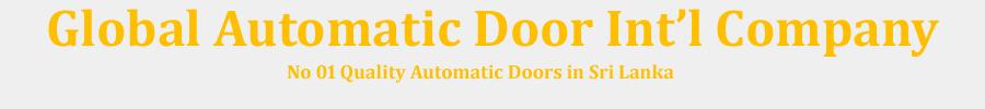 Global Automatic Door International Co.,
