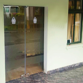 Automatic doors low price in Sri Lanka